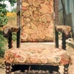 FauteuilVelourA