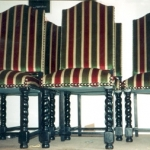 Chaises-louis-XIII